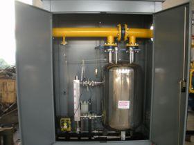 旁通吸收式加臭设备与排液泵式加臭设备完美结合